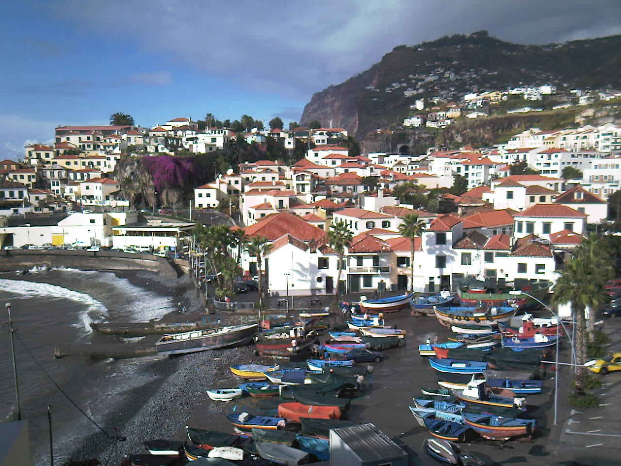 Camara do Lobos, Madeira