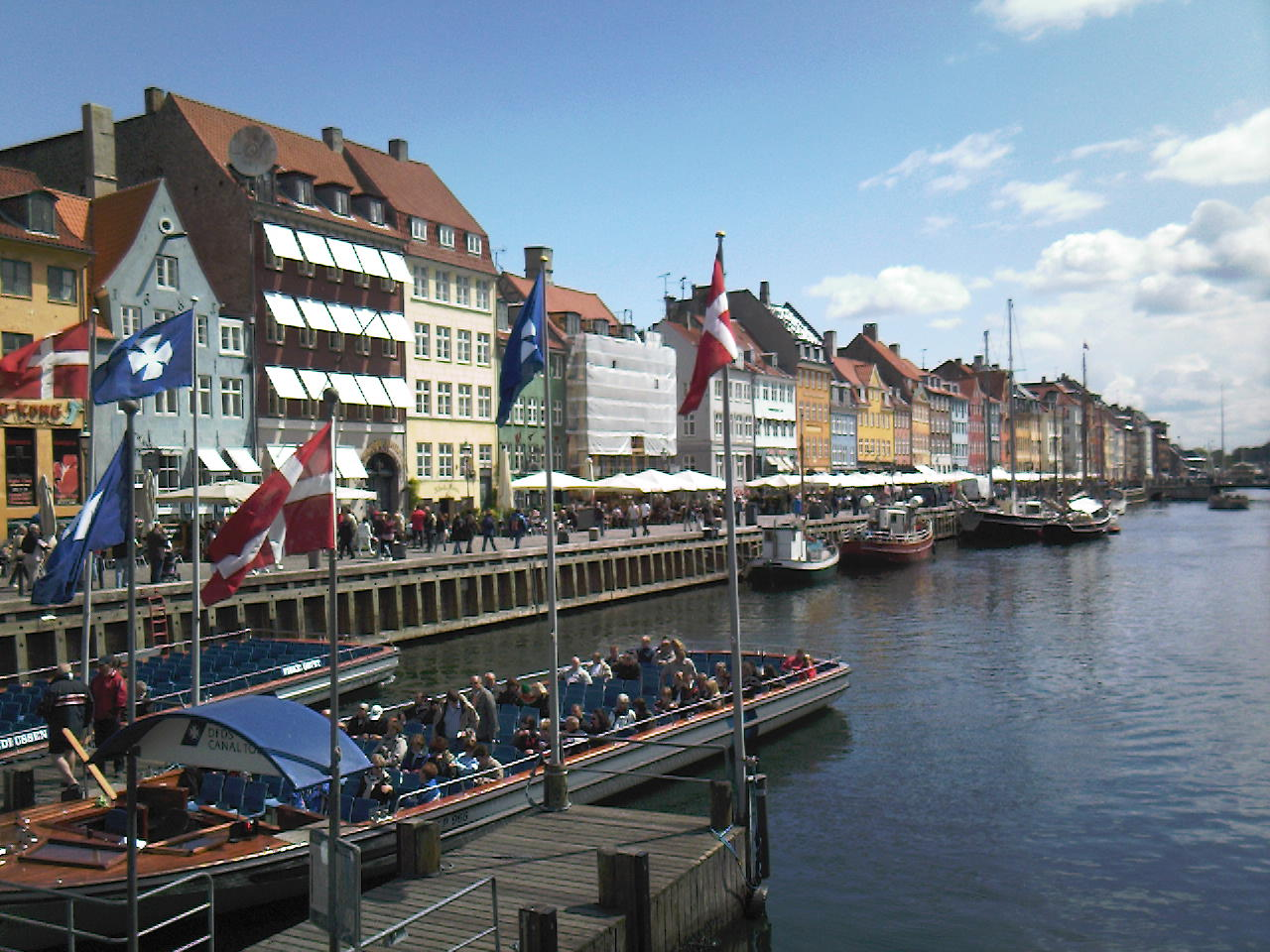 New harbour, Copenhagen