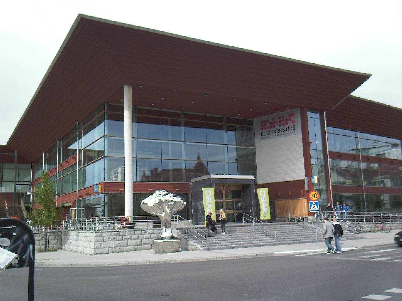 Cultural centre in Vaasa